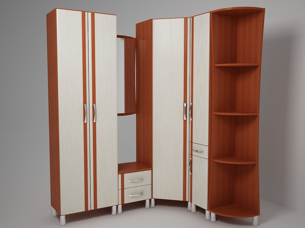 Модульная система Абсолют-Мебель Теко