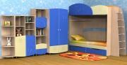Модульная мебель для детских Капитошка