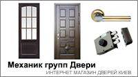 Входные двери, межкомантные двери, дверная фурнитура. Механик Груп - Двери